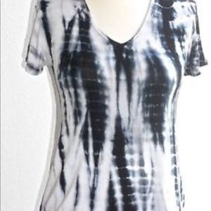 TRYST TIE-DYED TOP